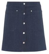 Rag & Bone Siggy denim miniskirt