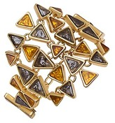 Tory Burch Triangle Statement Bracelet