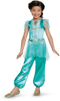 Disguise Jasmine Deluxe Dress-Up Set - Toddler & Girls