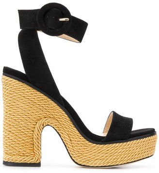 Jimmy Choo Aimee 125 sandals