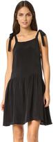 Anine Bing Dress with Shoulder Ties