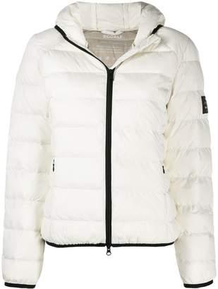 Ecoalf zipped hooded jacket