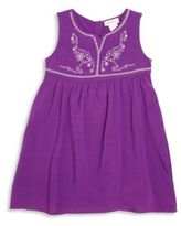 Design History Toddler's & Little Girl's Sleeveless Cotton Dress
