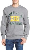 Mitchell & Ness Men's Nfl Packers Champion Sweatshirt