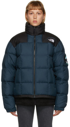 The North Face Navy Down Lhotse Jacket