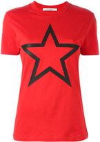 Givenchy star print T-shirt - women - Cotton - S