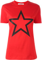 Givenchy star print T-shirt - women - Cotton - XS