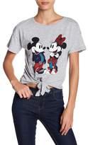 Freeze Mickey & Minnie Laser-Cut Tee