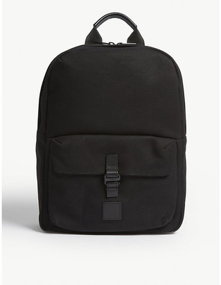 Knomo Fulham christowe canvas tech backpack