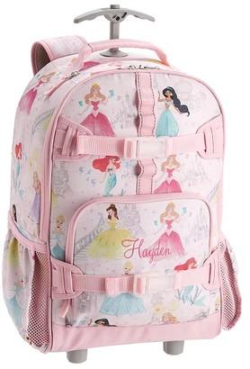Pottery Barn Kids Mackenzie Disney Princess Castle Shimmer Backpack