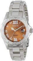 Invicta Women's 14348 Pro Diver Analog Display Swiss Quartz Silver Watch