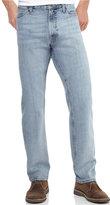 Nautica Jeans, Core EDV Light Cross Hatch Straight Leg