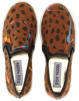 Steve Madden Girl's 'Jemmmaa' Slip-On Sneaker