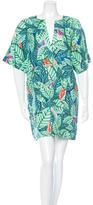 Mara Hoffman Oversize Printed Dress w/ Tags
