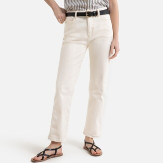Pepe Jeans Dion Ankle Grazer Jeans with High Waist in Slim Fit