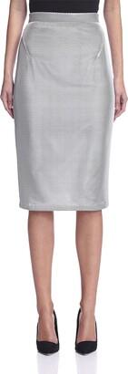 Raoul Women's Mesh Pencil Skirt