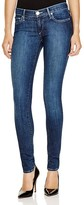 True Religion Stella Skinny Jeans in Inky Blues