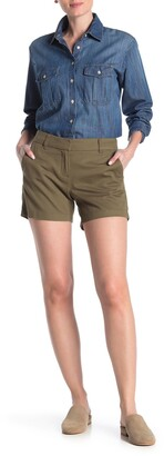 J.Crew Solid Chino Shorts