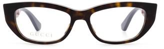 Gucci Gg0277o Havana Glasses