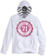 Disney Walt World Collegiate Pullover Hoodie for Women