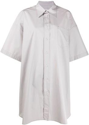Maison Margiela oversized long shirt