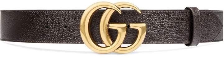 cd7ef4427c5 Gucci Mens Leather Belt - ShopStyle Australia