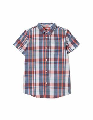 ZIPPY Boy's Zb0302_455_6 Casual Shirt
