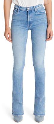 Mother The Runaway High Waist Bootcut Jeans