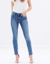 Paige Margot Ankle Peg Jeans