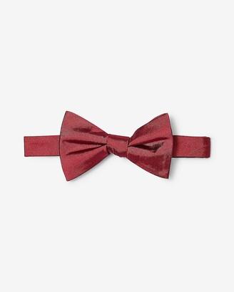 Express Silk Bow Tie