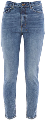 Ksubi Faded High-rise Skinny Jeans