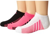 adidas Kids Cushion 3-Pack No Show (Little Kid/Big Kid/Adult)