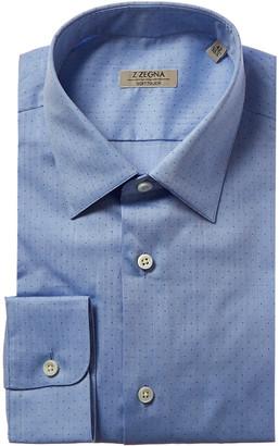 Ermenegildo Zegna Soft Touch Slim Fit Dress Shirt