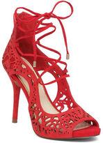 Jessica Simpson Briony Suede Cutout Sandals