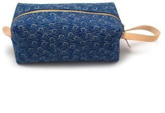 General Knot & Co Vintage Blue Surf Travel Kit