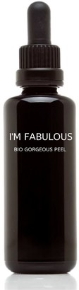 I'm Fabulous Cosmetics Bio Gorgeous Peel Natural Lunch Peel