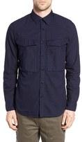 G Star Vodan Extra Slim Fit Woven Shirt