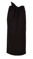 Tibi Bond Tie Skirt