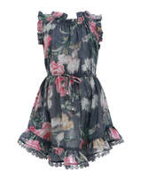Zimmermann Iris Floral Flip Dress