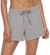 Women's FILA SPORT® Relaxed French Terry Shorts