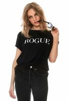 Sub Urban Riot Sub_Urban Riot Rogue Loose Tee in Black
