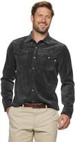 Hi-Tec Men's Cowhide Corduroy Long Sleeve Shirt