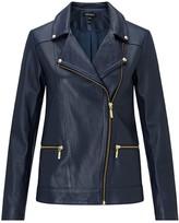 Baukjen Kara Jacket In Classic Navy