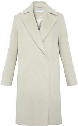Gerard Darel Wool And Alpaga Plazza Coat