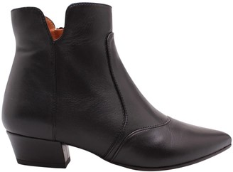Chie Mihara rocel Leather Boots