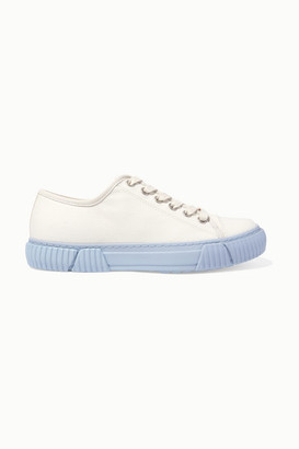 both Coated-canvas Sneakers