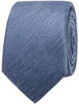 Ben Sherman Mixed Yarn Textured Plain Tie