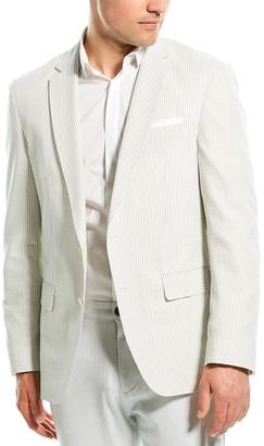 HUGO BOSS Hartlay Seersucker Sport Coat