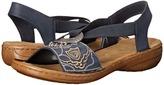 Rieker 608B9 Regina B9 Women's Sandals
