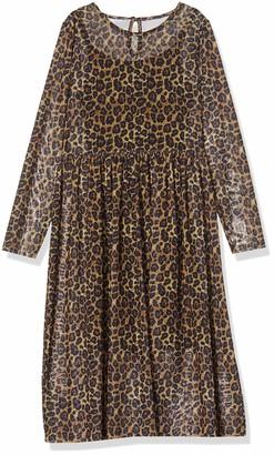 Name It Girl's 3100 Strellson Belt 3 0 cm Dress